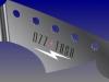 LUMA Headstock Plate D