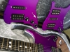 purple pickguard