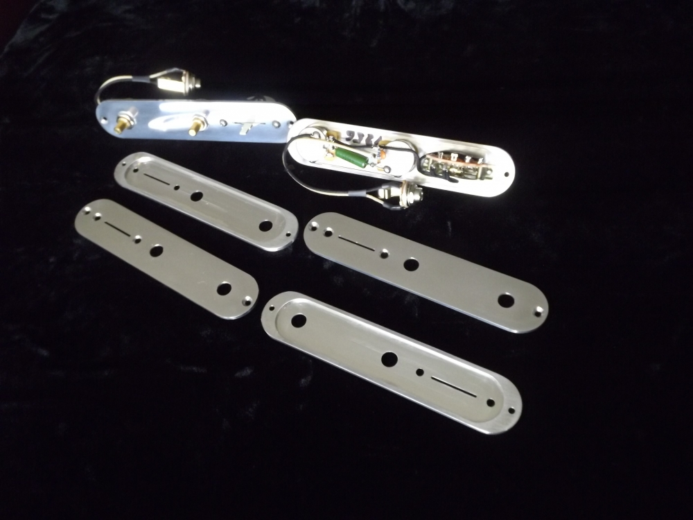 Pickguard a83 LumaT polished