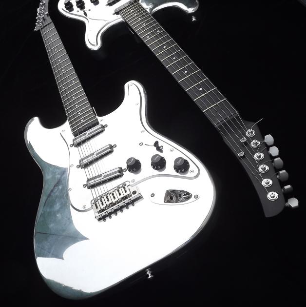 OzzTosh Lumacaster A Guitar