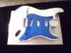 OzzTosh Pickguard Blue Anodize