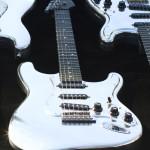 3 OzzTosh LUMA S Guitars
