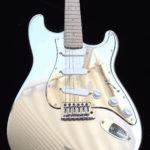 OZZtosh LUMA A Blondie Standard Guitar