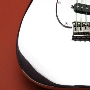 OZZtosh LUMA A Standard Guitar Closeup Polish