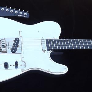 OZZtosh LUMA B Guitar Head Stock
